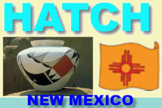 Hatch, New Mexico - the Chili/Chile capital of the world!