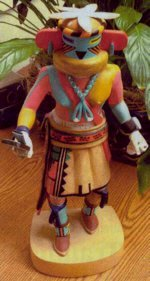 New Mexico Chile and Kachinas - very Southwestern!