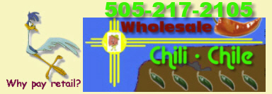 Wholesale Canned HATCH Green and RED Chile products!